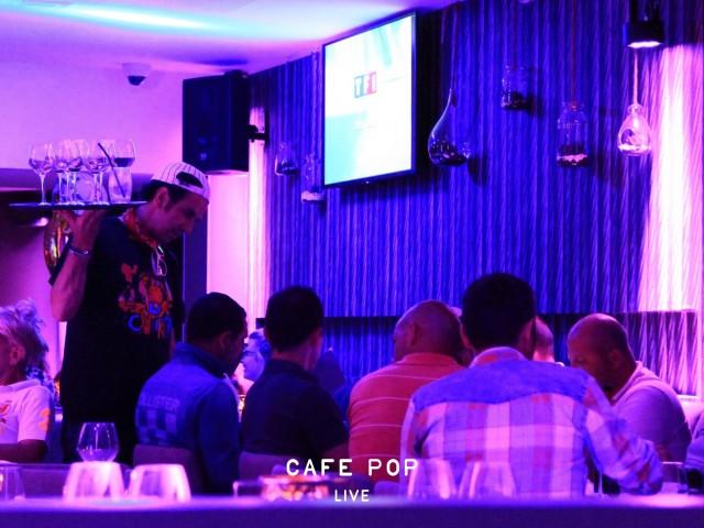 Le Café Pop Live